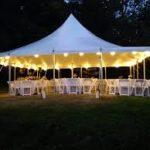 Wypożyczanie namiotów na wesele- jak się do tego zabrać